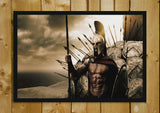 Glass Framed Posters, 300 Fight For Glory Glass Framed Poster, - PosterGully - 1