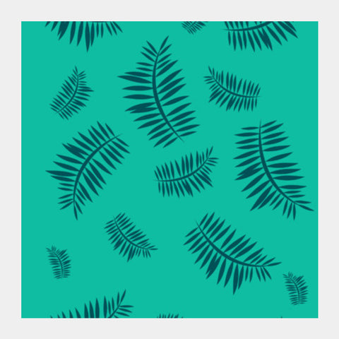 Ferns Square Art Prints | Artist : Nazria Banu