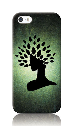 iPhone Cases, Mother Nature iPhone 5/5S Case | Artist: Devraj Baruah, - PosterGully