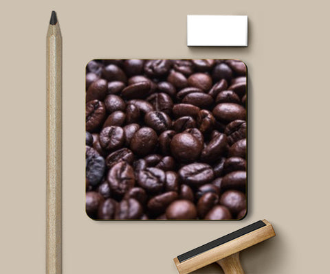 Coasters, Coffee Beans | Coaster | Nikhil Wad, - PosterGully