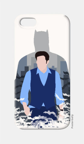 iPhone 5 Cases, Batman: Dawn of Justice iPhone 5 Case | Artist: Mario Chambers, - PosterGully