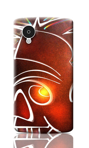 Nexus 5 Cases, Naughty Boy Nexus 5 Case | Artist: Devraj Baruah, - PosterGully