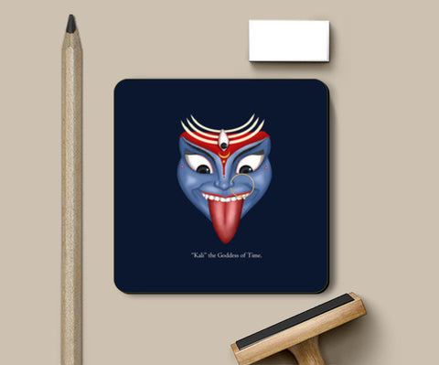 "Coasters, Kali ""The Goddess of Time"" Coasters 