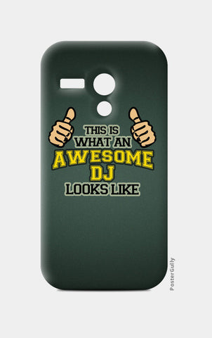 Moto G Cases, Awesome DJ - Moto G, - PosterGully