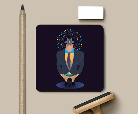 The Corporate  Coasters | Artist : Tiny Dots