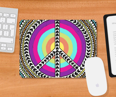 Peace Within Mousepad | Artist : Suchita Pande