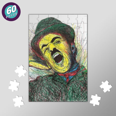 Good Morning Charlie! Jigsaw Puzzles | Artist : Pop Goes The Easel