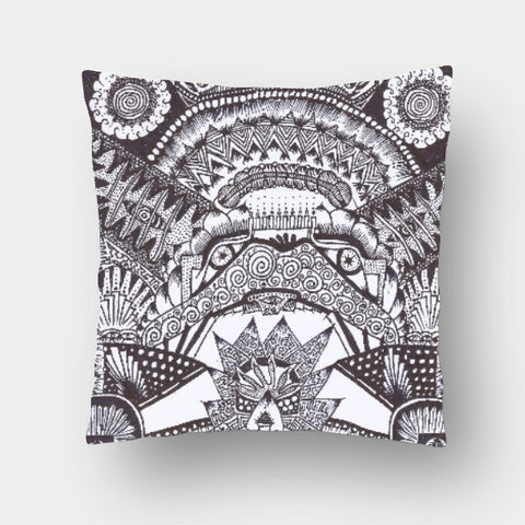 Cushion Covers, Wings Cushion Cover | Artist: Avneeth Srikrishna, - PosterGully
