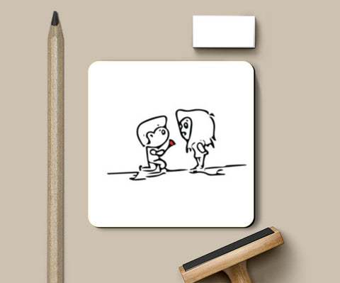Coasters, Express Your Love Coasters | Artist : Goggi's Doodles, - PosterGully