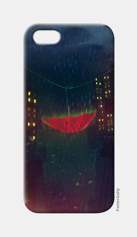 Night Rain iPhone 5 Cases | Artist : Aniket Mitra