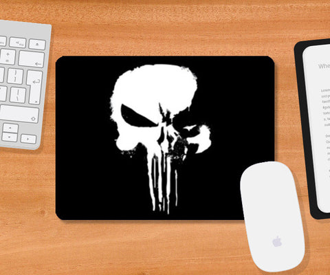 The Punisher Mousepad | Artist : Lobo