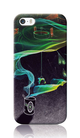 iPhone Cases, Strange Brew iPhone 5/5S Case | Artist: Devraj Baruah, - PosterGully