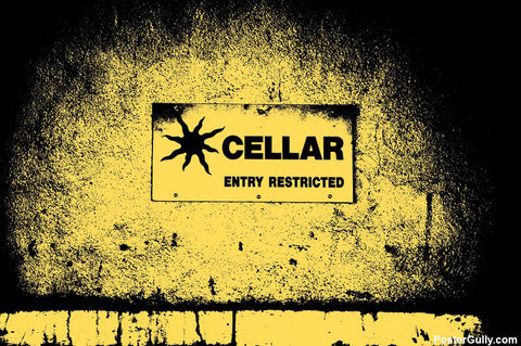 Brand New Designs, Cellar Artwork | Artist: Louis Olakkengal, - PosterGully - 1