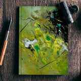 abstract 88212101 Notebook | Artist : pol ledent