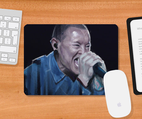 Chester Mousepad | Artist : Malay Jain
