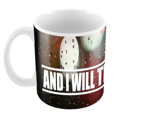 FIX YOU COLDPLAY Coffee Mugs | Artist : Naman Kapoor