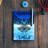 Soaring Eagle | The Ultimate Notebook | Artist : Pragya Bhandari