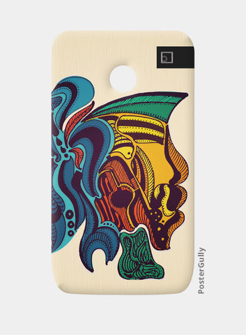 Moto E Cases, Nobody Moto E Cases | Artist : Siva kumar B, - PosterGully