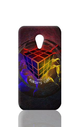 Moto G2 Cases, Tribute To Rubik Moto G2 Case | Artist: Devraj Baruah, - PosterGully
