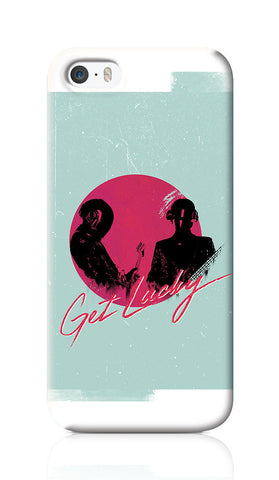 iPhone Cases, Daft Punk iPhone 5/5S Case | Artist: Jaydhrit Sur, - PosterGully