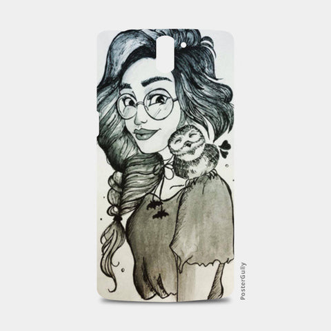 Be your own kind of beautiful (Green) One Plus One Cases | Artist : Asees Kaur