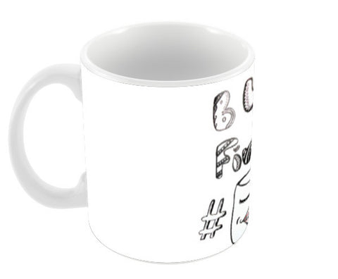 Coffee first Coffee Mugs | Artist : Ayushi Teotia