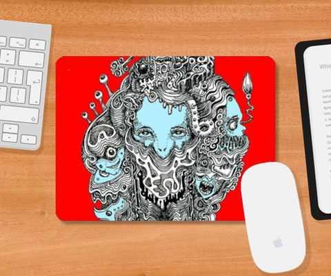 Mousepad, Mpd Mousepads Mousepad | Artist : Doodles of Tanmoy Kayesen, - PosterGully