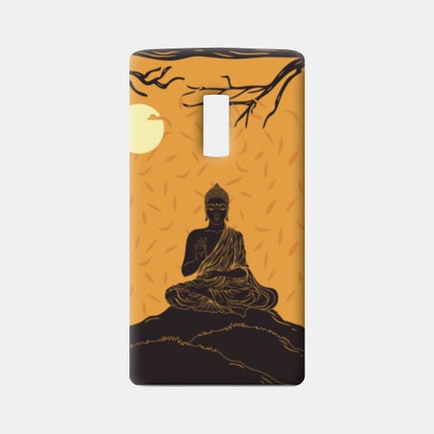 One Plus Two Cases, Buddha One Plus Two Cases | Artist : Abhishek Kanungo, - PosterGully