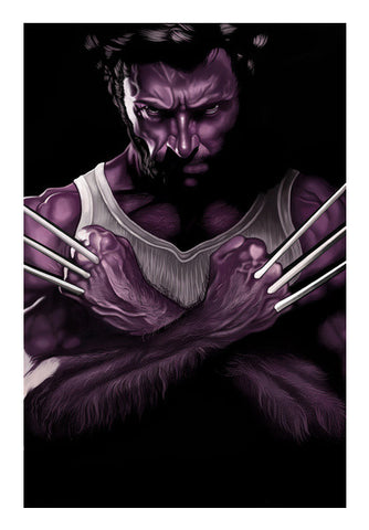 Wall Art, wolverine Wall Art | Artist : chaitanya kumar, - PosterGully