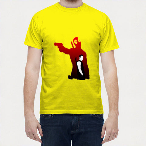 Men T Shirts, Deadpool Men T Shirts | Artist : LinearMan, - PosterGully - 1