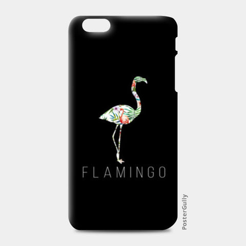 Flamingo iPhone 6 Plus/6S Plus Cases | Artist : DISHA BHANOT