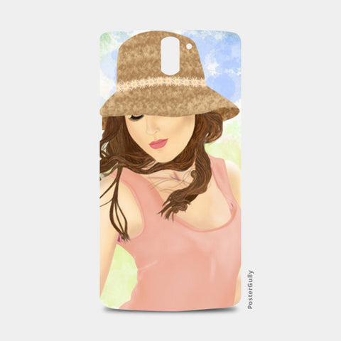 One Plus One Cases, Girl One Plus One Cases | Artist : Deepak NT, - PosterGully