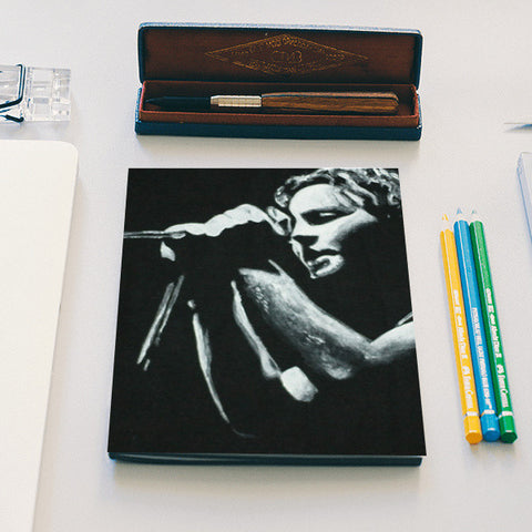 Eddie Vedder Notebook | Artist : Anitha Vallikunnel