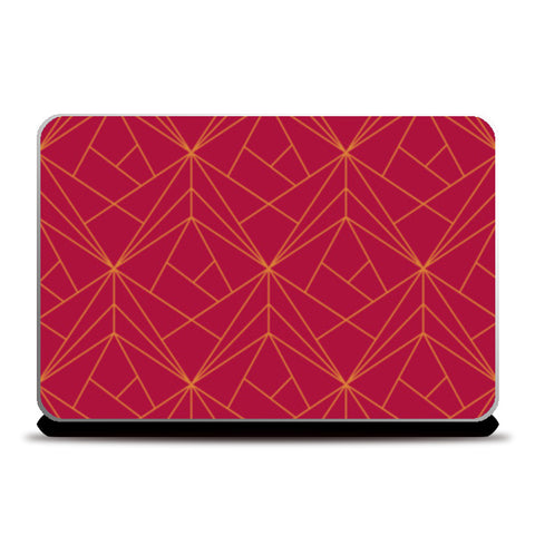 Shapes Laptop Skins | Artist : Palna Patel | Special Deal - Size 15.6""