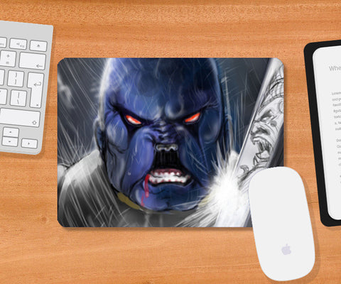 Mousepad, Fierce Doga RC Mousepad | Artist : Draw On Demand, - PosterGully