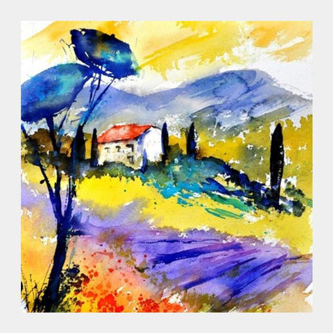 Provence 314080 Square Art Prints PosterGully Specials