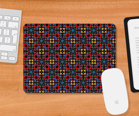 Decorative Patterns 10 Mousepad | Artist : Delusion