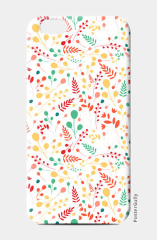 Floral seamless pattern iPhone 6/6S Cases | Artist : Designerchennai