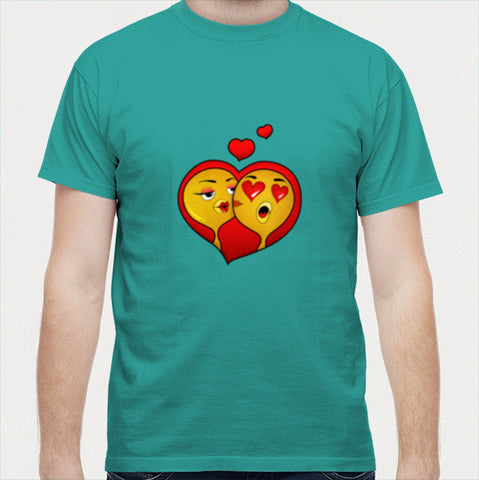 Men T Shirts, Love Season Men T Shirts | Artist : Archana Aravind, - PosterGully - 1