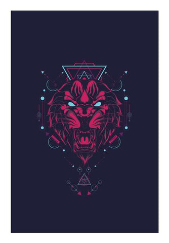 The Tiger Wall Art PosterGully Specials