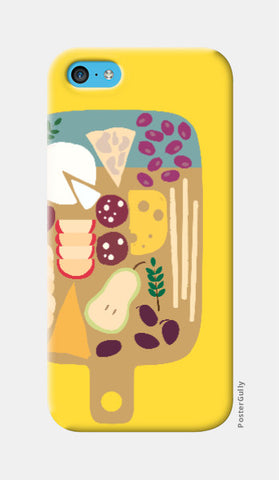 iPhone 5c Cases, say cheese iPhone 5c Case | looshmoosh, - PosterGully