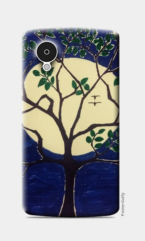 Nexus 5 Cases, The night sky Nexus 5 Cases | Artist : Sampriti Mukherjee, - PosterGully