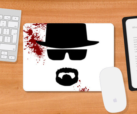 breaking bad Mousepad | Artist : atul Kumar