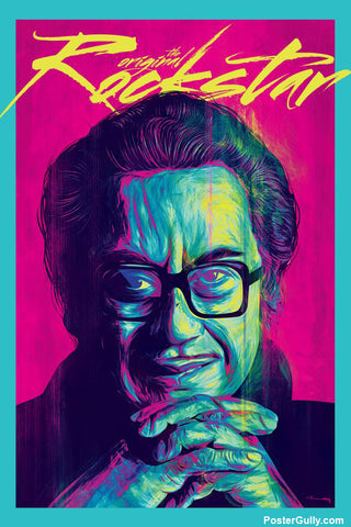 Wall Art, Kishor Da Artwork | Artist: Raj Khatri, - PosterGully