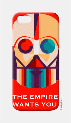 iPhone 5 Cases, The Empire iPhone 5 Case | Artist: Raghav Puri, - PosterGully
