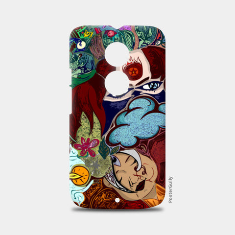 Moto X2 Cases, Time Moto X2 Cases | Artist : Hriddhi Dey, - PosterGully