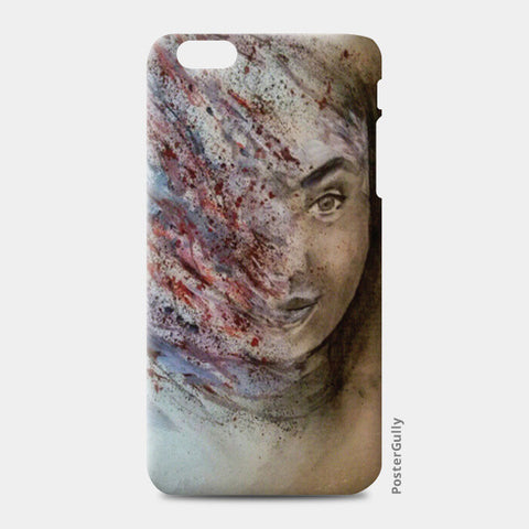 iPhone 6/6S Plus Cases, Woman Abstract  iPhone 6 Plus/6S Plus Cases | Artist : Sukanya Chakraborty, - PosterGully