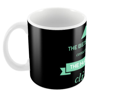 The best view Coffee Mugs | Artist : Pallavi Rawal