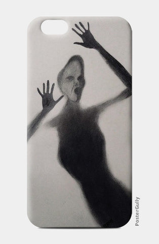 Haunted iPhone 6/6S Cases | Artist : Quamar Saghir