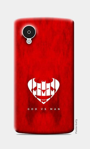 Nexus 5 Cases, Batman v Superman Nexus 5 Cases | Artist : Kushang Dholakia, - PosterGully